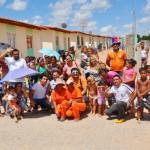 Crianças de Araripina tem entrada garantida no Marcos Frota Circo Show