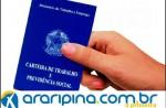 Procura emprego? Veja as vagas disponíveis para Araripina