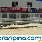 Campanha de Vacinação promove imunização durante o mês de novembro em Araripina