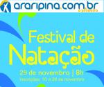 Festival de Natação do Sesc Araripina com inscrições abertas