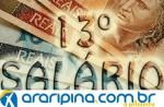 Funcionários ainda aguardam pagamento do 13º salário em Araripina