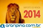 Receita paga hoje restituições do último lote do IR 2014
