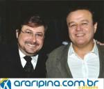 Prefeito e Vice de Araripina fazem aniversário hoje (11). Parabéns!