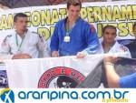Araripinense se destaca no Jiu-Jitsu