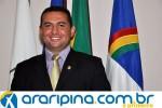 Mensagem de Natal do vereador Luciano Capitão aos Araripinenses