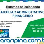 ONG Chapada lança edital para  auxiliar administrativo financeiro