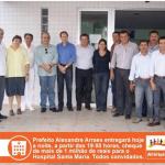 Prefeitura repassa mais de 1 milhão de reais para hospital não municipal