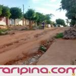 Distrito do Gergelim espera há quase seis meses por início da obra do calçamento
