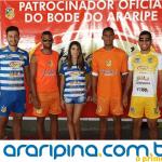 Araripina lança seus novos uniformes